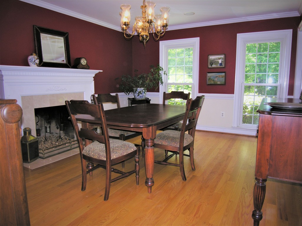 Fairfax Dining Room After