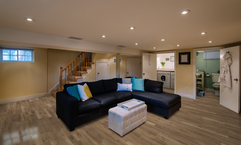 calibamboo floors basement