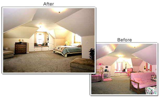 Home Staging of a home in Minneapolis, MN