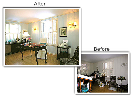 Home Staging Of A Home In Edina, MN